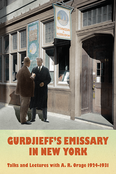 Gurdjieff's Emissary in New York